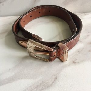 BRIGHTON Vintage Belt Size Small